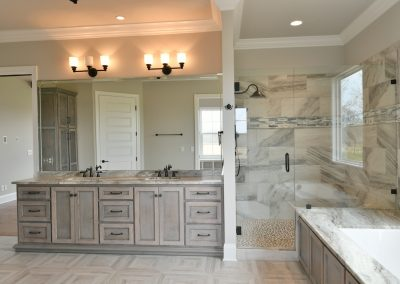 Home Builders Hendersonville Tn Southern Simplicity Master Bath