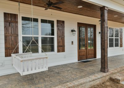 Home Builders Hendersonville Tn Southern Simplicity Porch