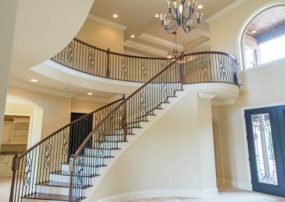 Home Builders Hendersonville Tn The Suntorini Foyer