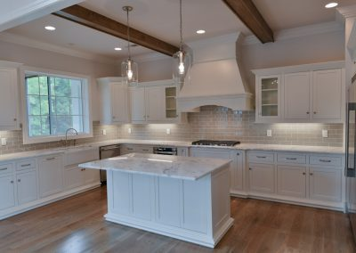 Home Builders Hendersonville Tn True Transitional Kitchen