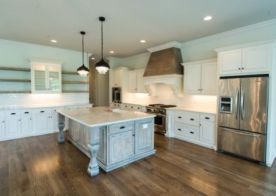 Home Builders Hendersonville Tn White Lace Kitchen