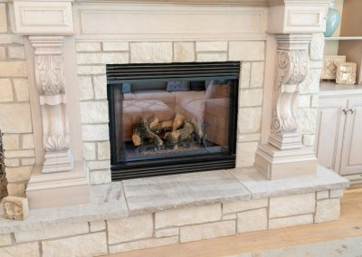 Home Builders Hendersonville Tn Angels Weep Fireplace