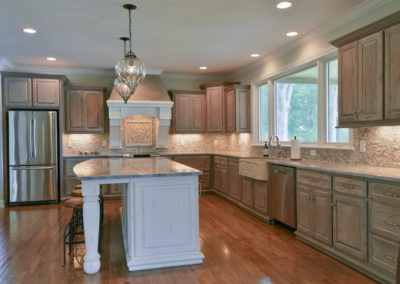 Home Builders Hendersonville Tn Renovations Lakes Edge Kitchen 2