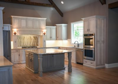 Home Builders Hendersonville Tn Tartan Court Kitchen 4