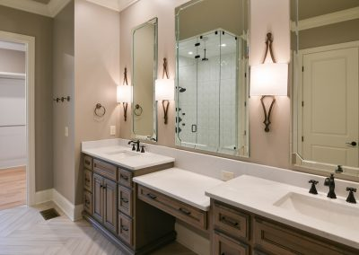 Home Builders Hendersonville Tn Tartan Court Master Bath 1