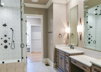 Home Builders Hendersonville Tn Tartan Court Master Bath 5